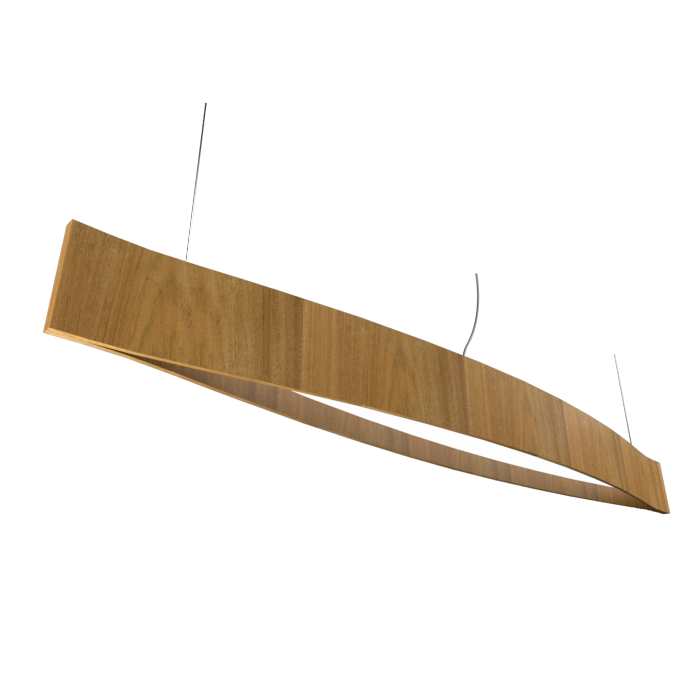 Pendant Lamp Accord Canoa 1279 LED - Clean Line Accord Lighting | 09. Louro Freijó