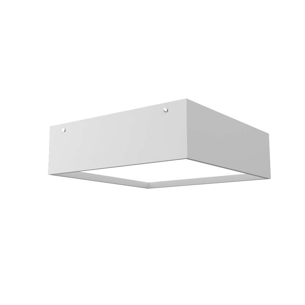 Ceiling Lamp Accord Clean 573 - Clean Line Accord Lighting | 07. White