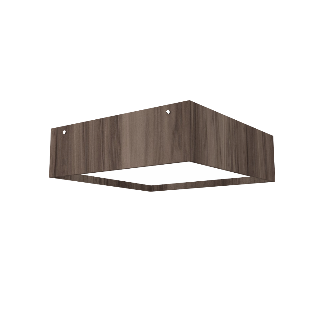 Ceiling Lamp Accord Clean 573 - Clean Line Accord Lighting | 18. American Walnut