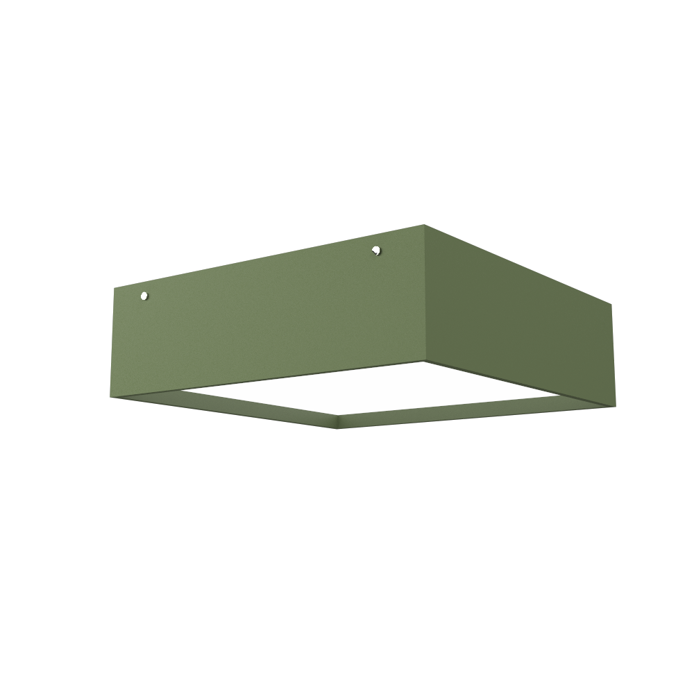 Ceiling Lamp Accord Clean 573 - Clean Line Accord Lighting | 30. Olive Green