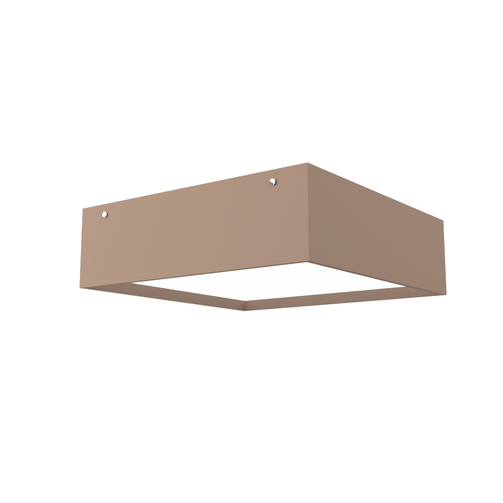 Ceiling Lamp Accord Clean 573 - Clean Line Accord Lighting | 33. Bronze