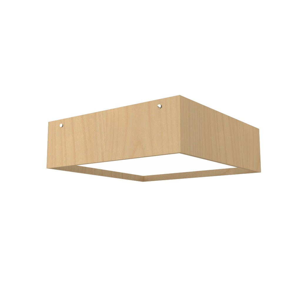 Ceiling Lamp Accord Clean 573 - Clean Line Accord Lighting | 34. Maple