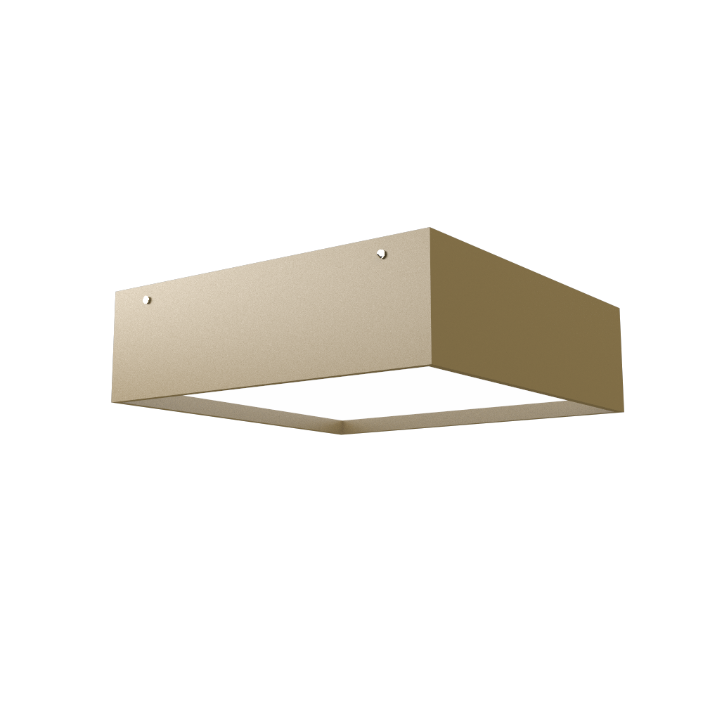 Ceiling Lamp Accord Clean 573 - Clean Line Accord Lighting | Pale Gold
