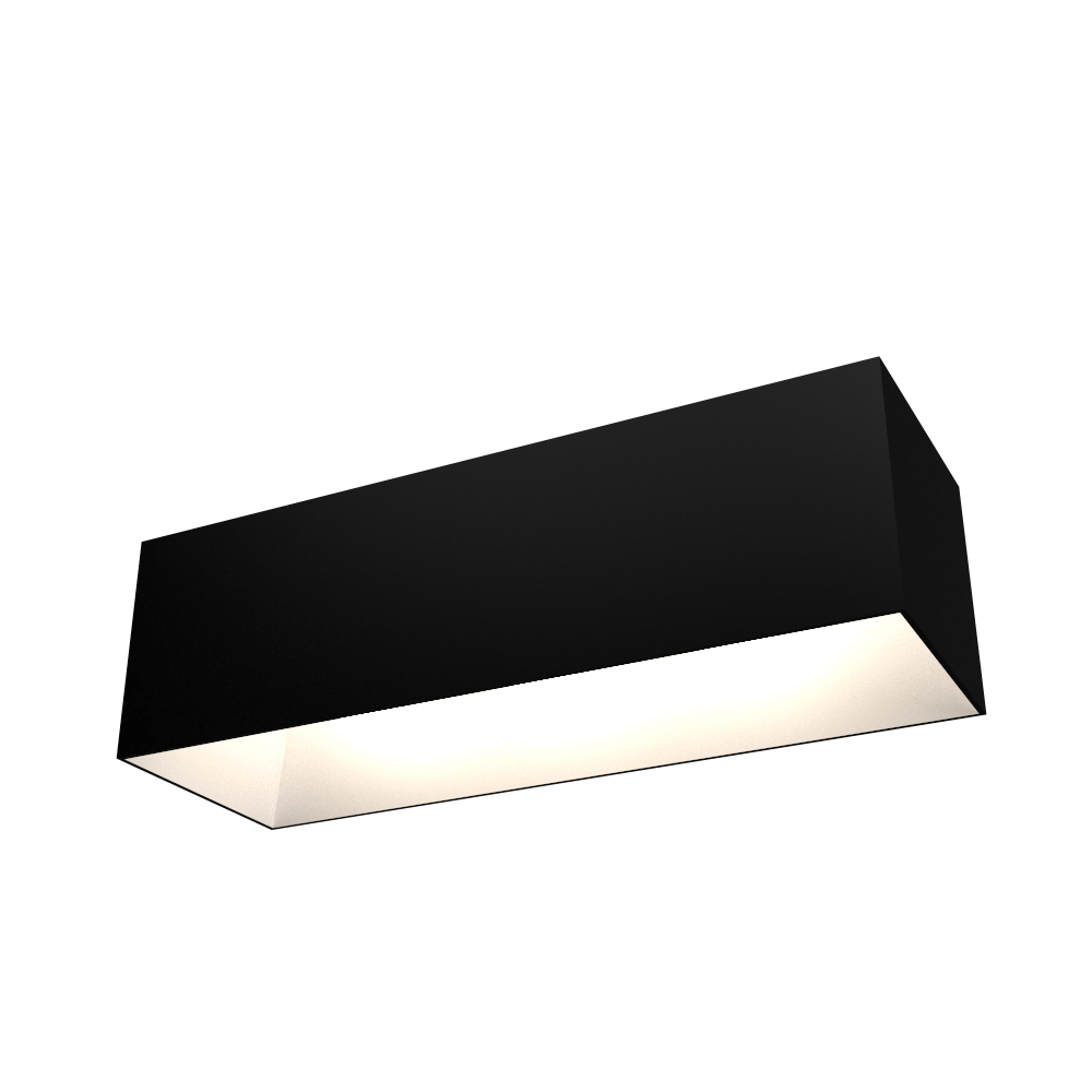 Ceiling Lamp Accord Clean 5061 - Clean Line Accord Lighting | 02. Matte Black