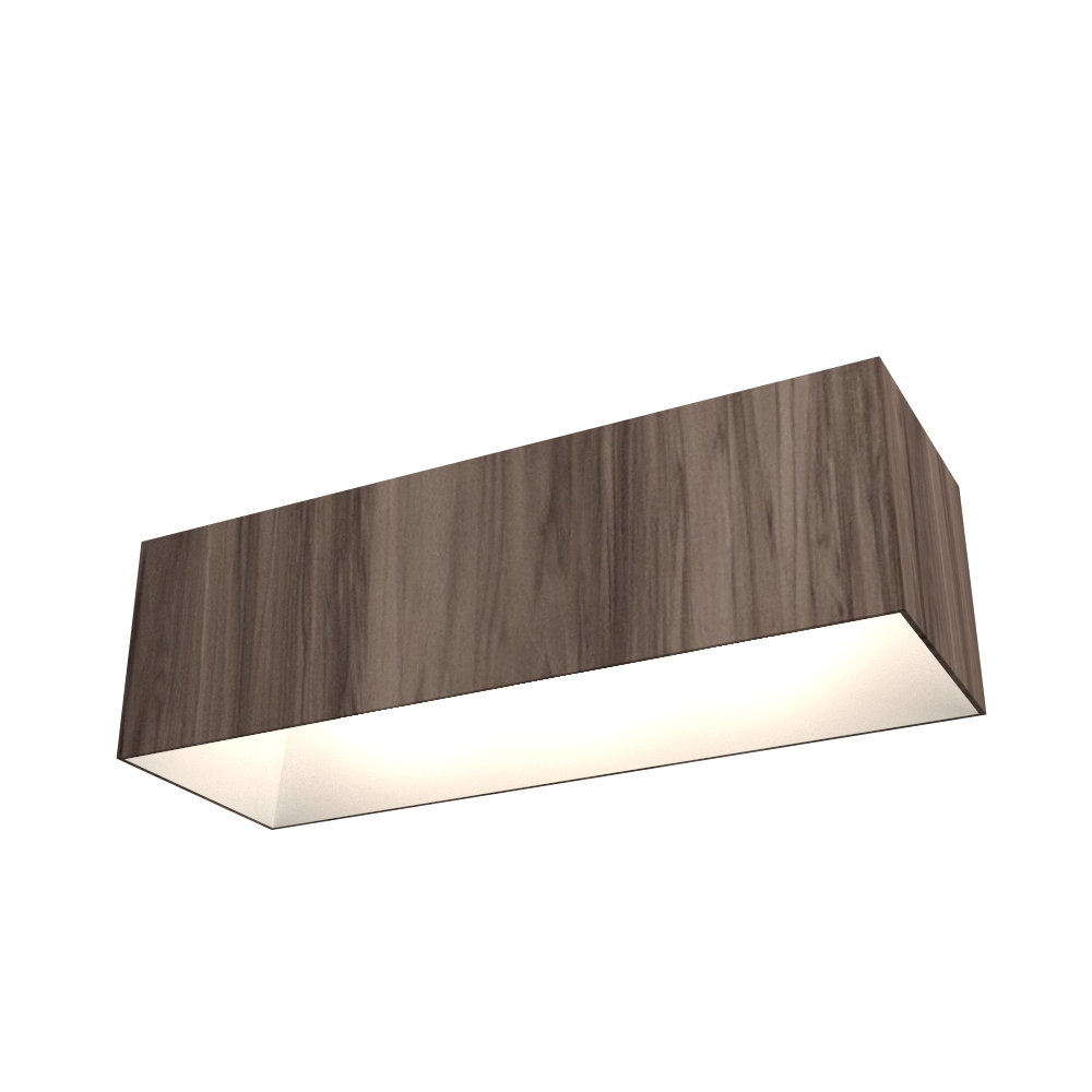 Ceiling Lamp Accord Clean 5061 - Clean Line Accord Lighting | 18. American Walnut