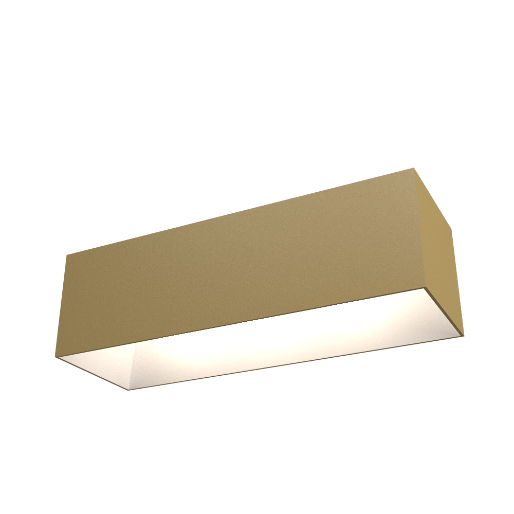 Ceiling Lamp Accord Clean 5061 - Clean Line Accord Lighting | Pale Gold