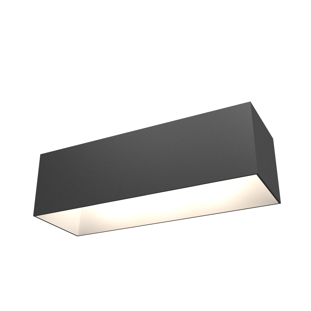 Ceiling Lamp Accord Clean 5061 - Clean Line Accord Lighting | Lead Grey