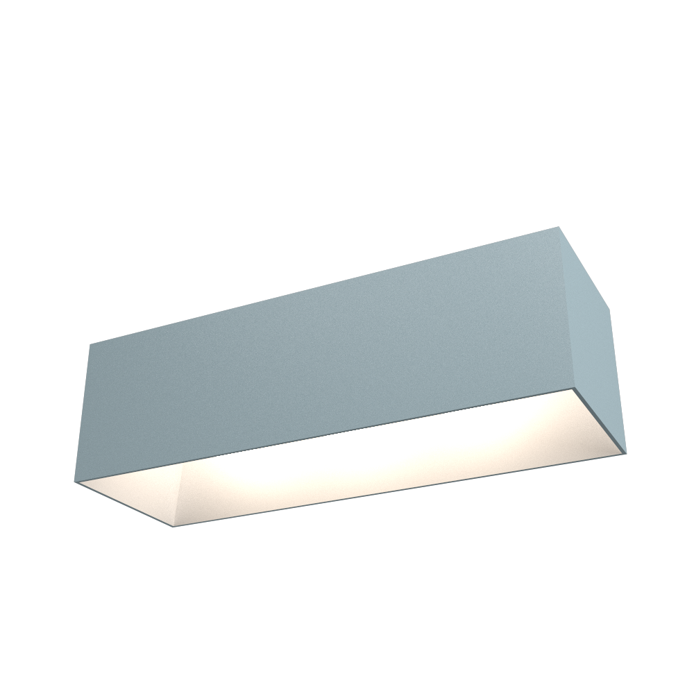 Ceiling Lamp Accord Clean 5061 - Clean Line Accord Lighting | Satin Blue