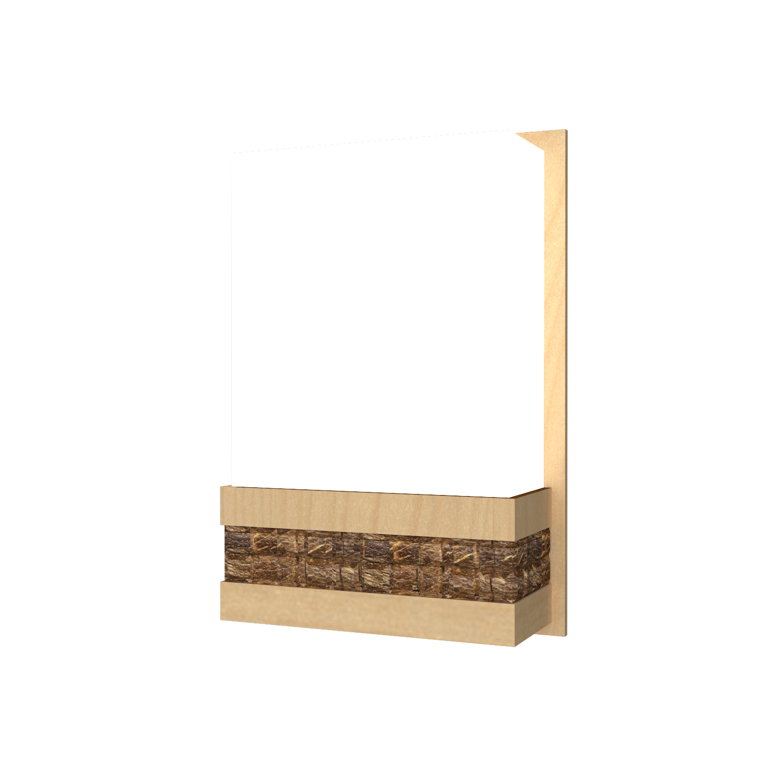 Wall Lamp Accord Pastilhada 443 - Pastilhada Line Accord Lighting | 34. Maple