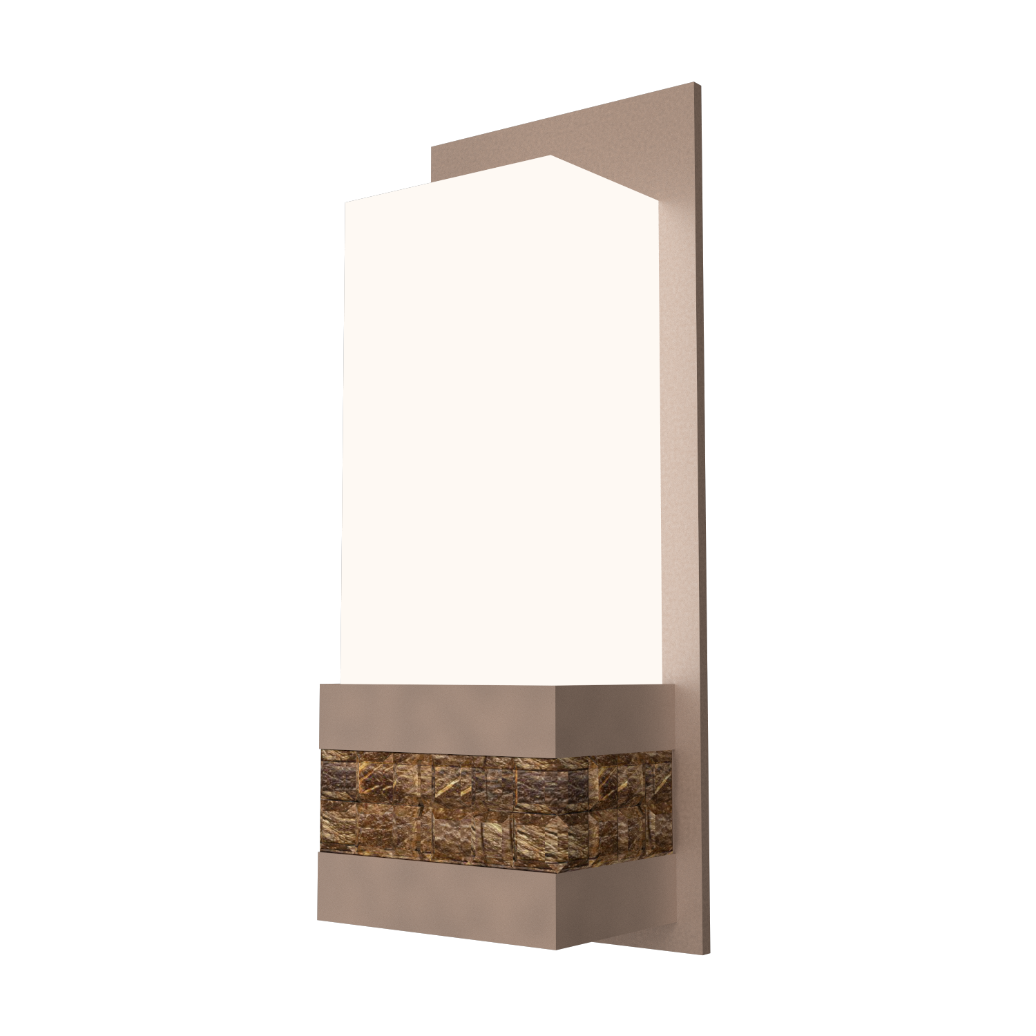 Wall Lamp Accord Pastilhada 441 - Pastilhada Line Accord Lighting | 33. Bronze