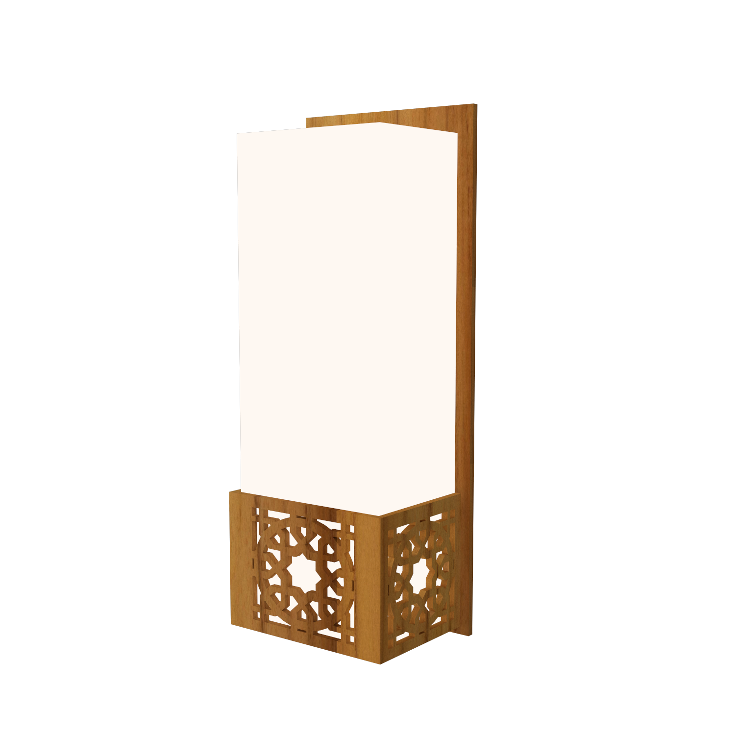 Wall Lamp Accord Patterns 4052 - Patterns Line Accord Lighting | 12. Teak