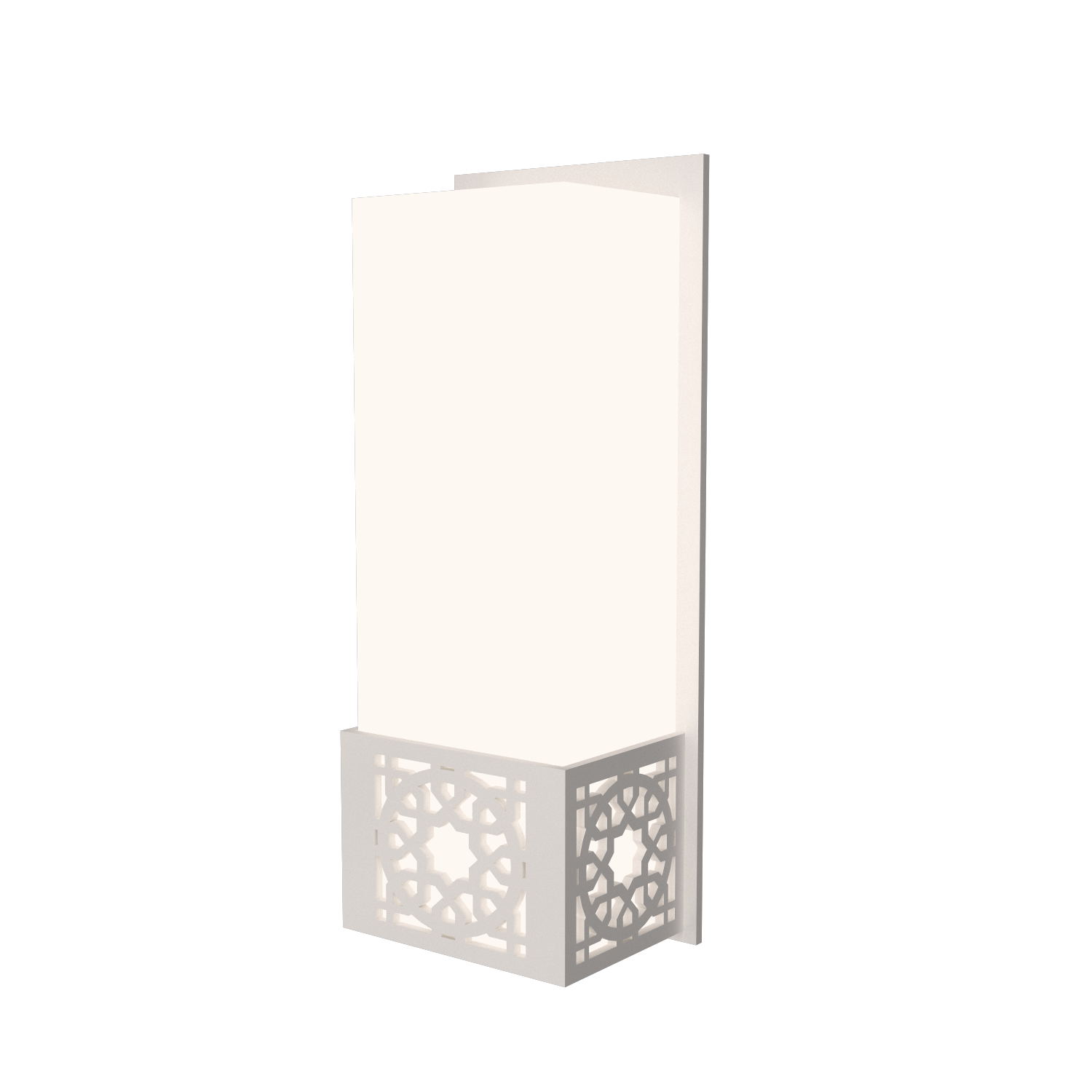 Wall Lamp Accord Patterns 4052 - Patterns Line Accord Lighting | 25. Iredescent White