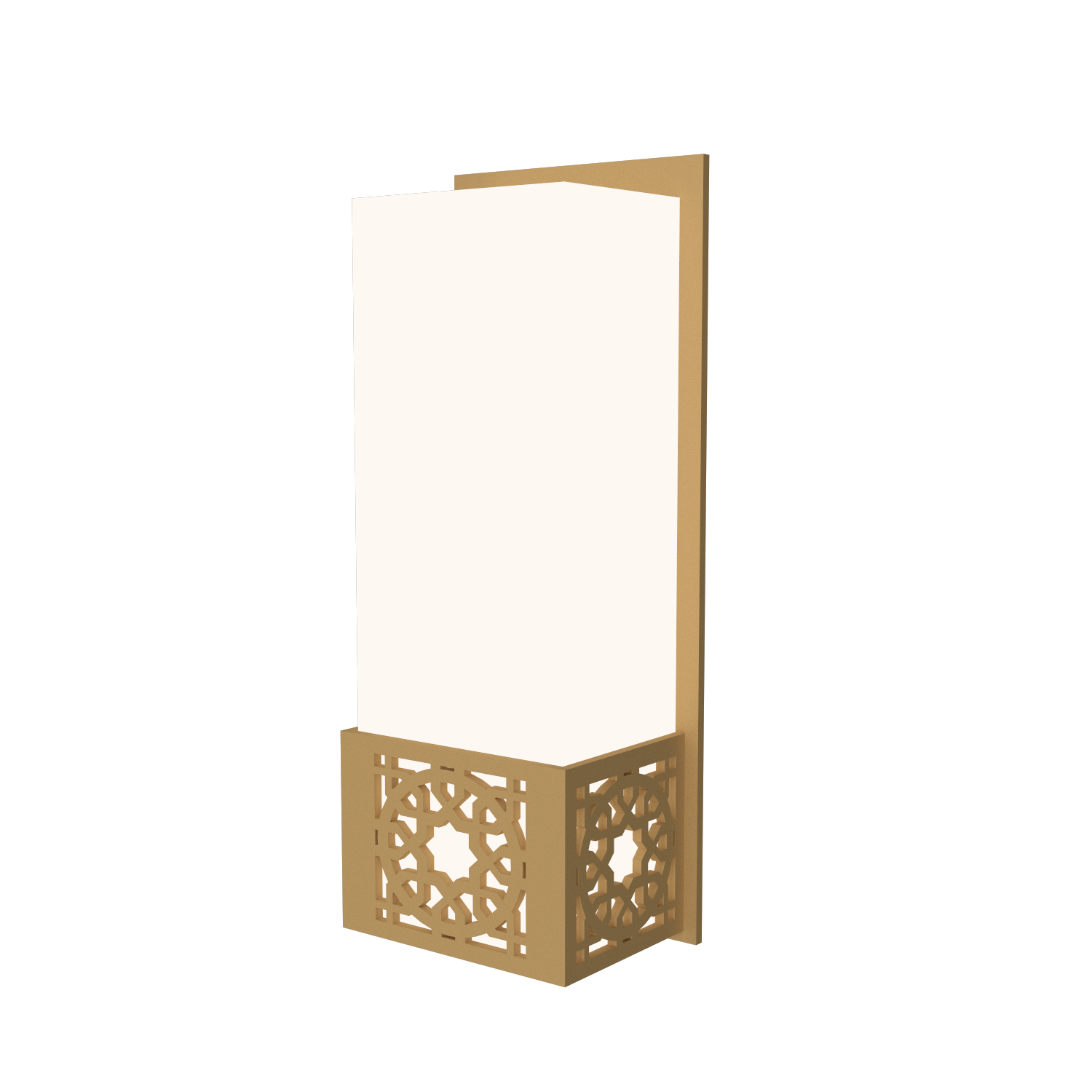 Wall Lamp Accord Patterns 4052 - Patterns Line Accord Lighting | 27. Gold