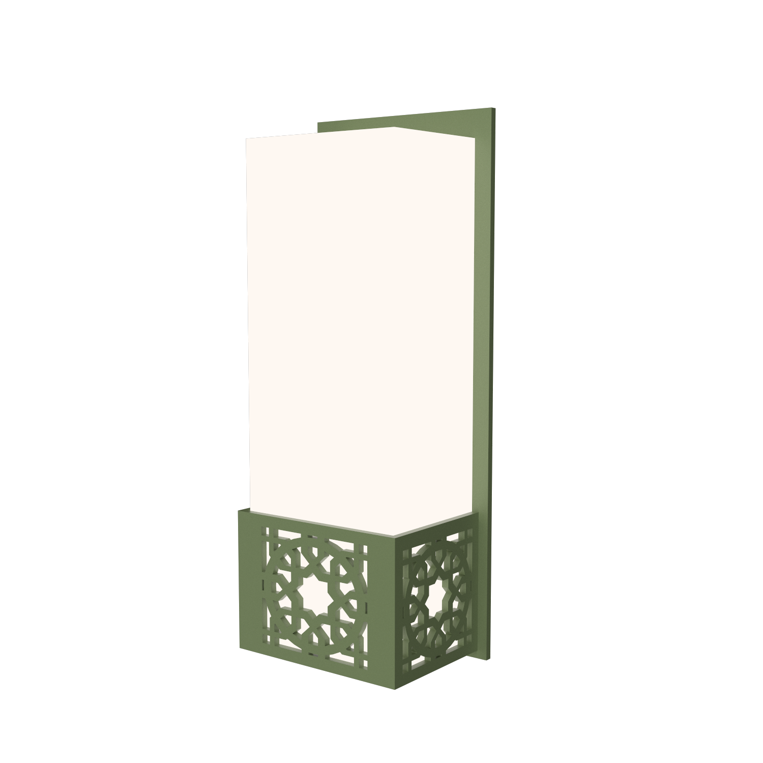 Wall Lamp Accord Patterns 4052 - Patterns Line Accord Lighting | 30. Olive Green