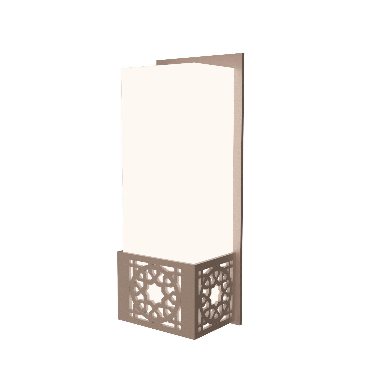 Wall Lamp Accord Patterns 4052 - Patterns Line Accord Lighting | 33. Bronze