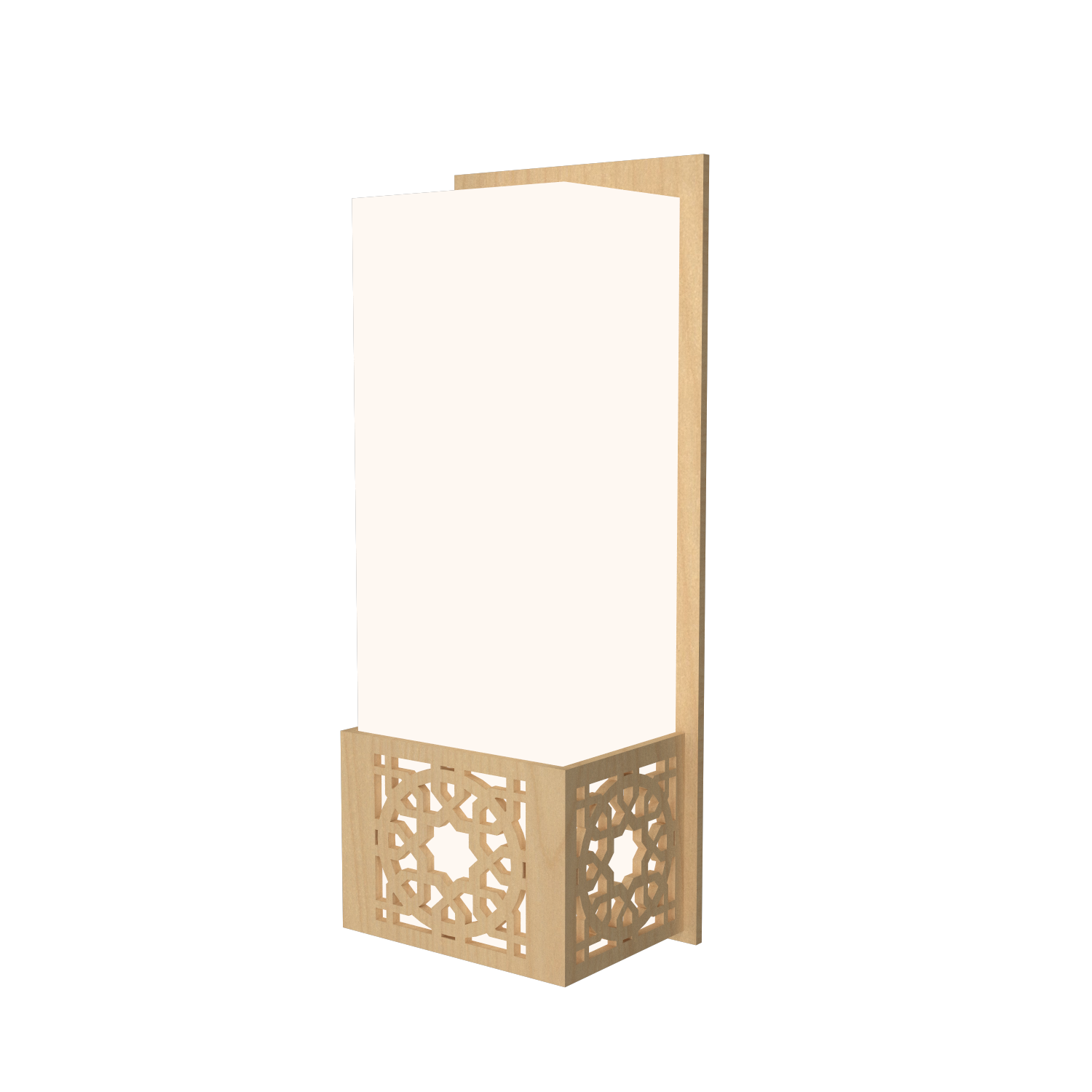 Wall Lamp Accord Patterns 4052 - Patterns Line Accord Lighting | 34. Maple