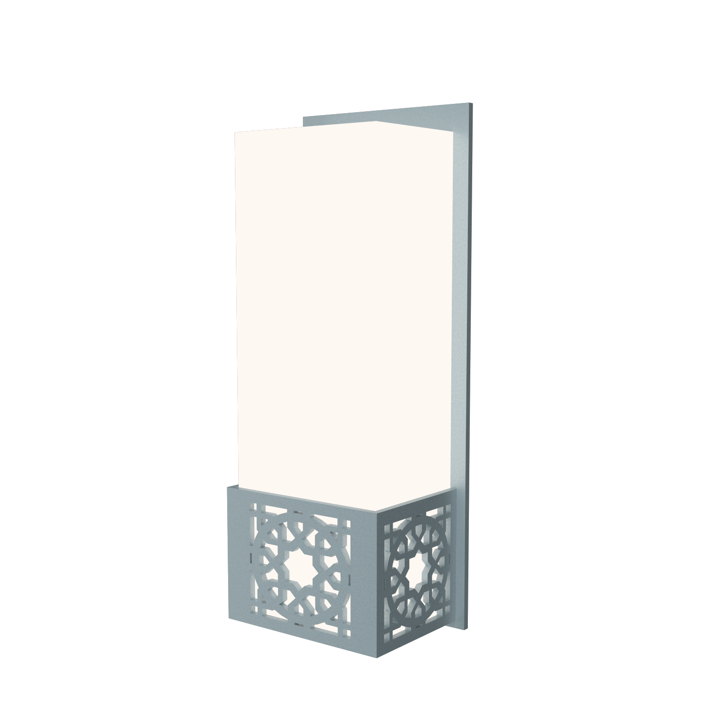 Wall Lamp Accord Patterns 4052 - Patterns Line Accord Lighting | Satin Blue
