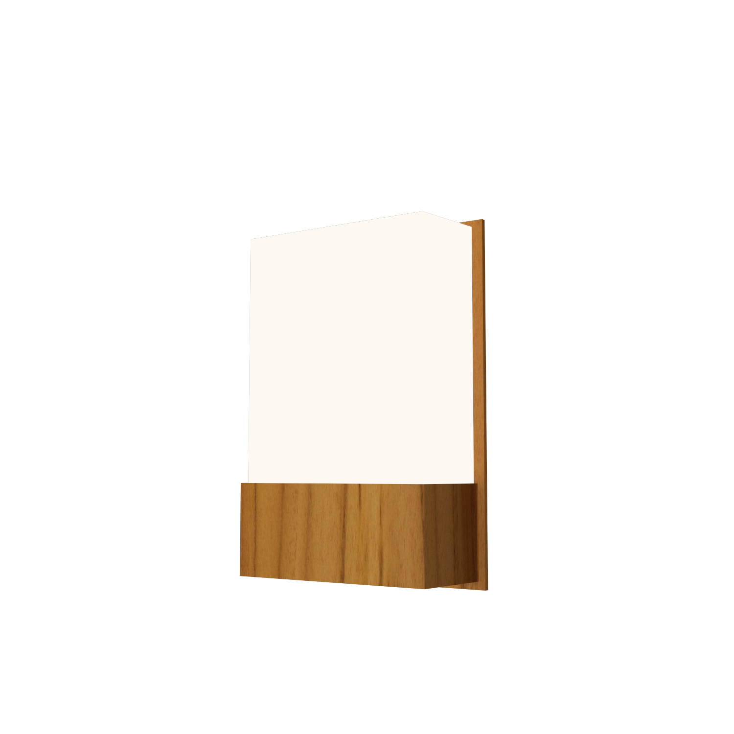 Wall Lamp Accord Clean 444 - Clean Line Accord Lighting | 12. Teak