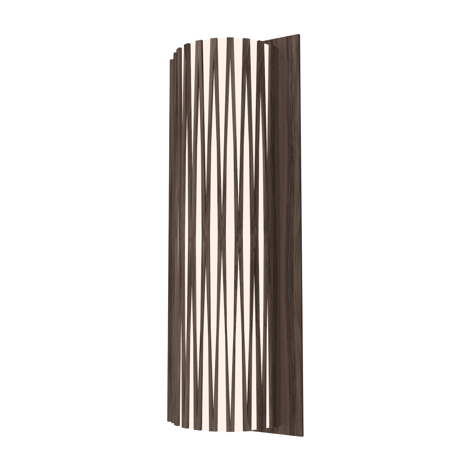 Wall Lamp Accord Living Hinges 4071 - Living Hinges Line Accord Lighting | 18. American Walnut