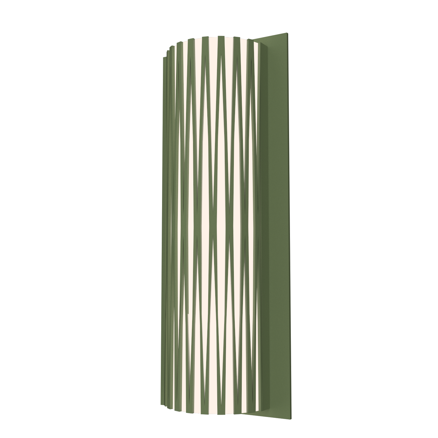 Wall Lamp Accord Living Hinges 4071 - Living Hinges Line Accord Lighting | 30. Olive Green