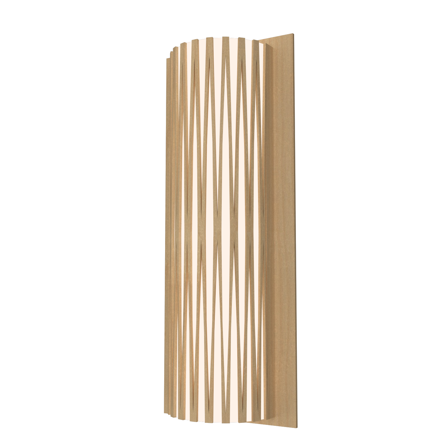 Wall Lamp Accord Living Hinges 4071 - Living Hinges Line Accord Lighting | 34. Maple