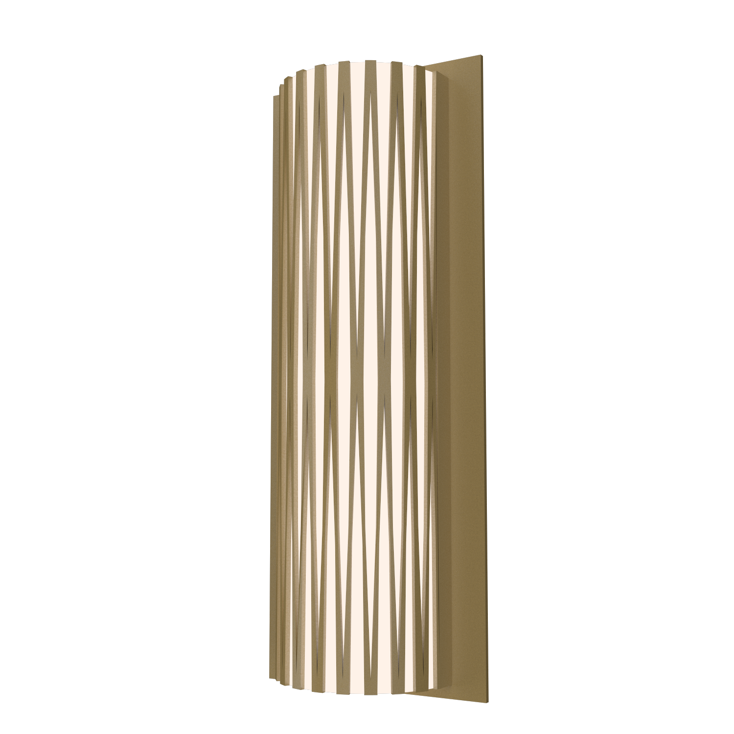 Wall Lamp Accord Living Hinges 4071 - Living Hinges Line Accord Lighting | Pale Gold