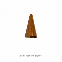 Pendant Lamp Accord Facetado 1231 - Facetada Line Accord Lighting