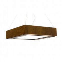 Pendant Lamp Quadrado Aberto Ripado 527 - RipadaLine Accord Lighting