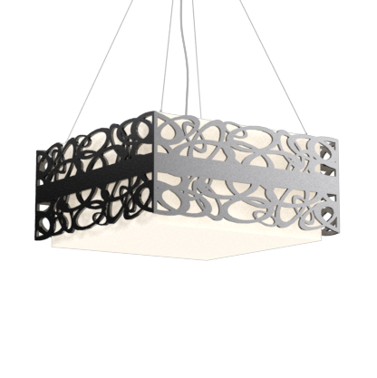 Pendant Lamp Olímpicos 1122 - OlímpicosLine Accord Lighting | 22. Glossy Black