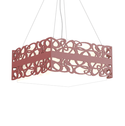 Pendant Lamp Olímpicos 1122 - OlímpicosLine Accord Lighting | 24. Marsala