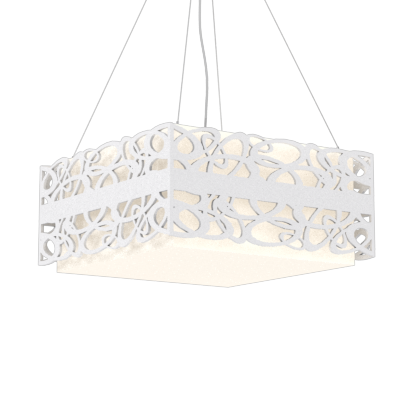 Pendant Lamp Olímpicos 1122 - OlímpicosLine Accord Lighting | 25. Iredescent White