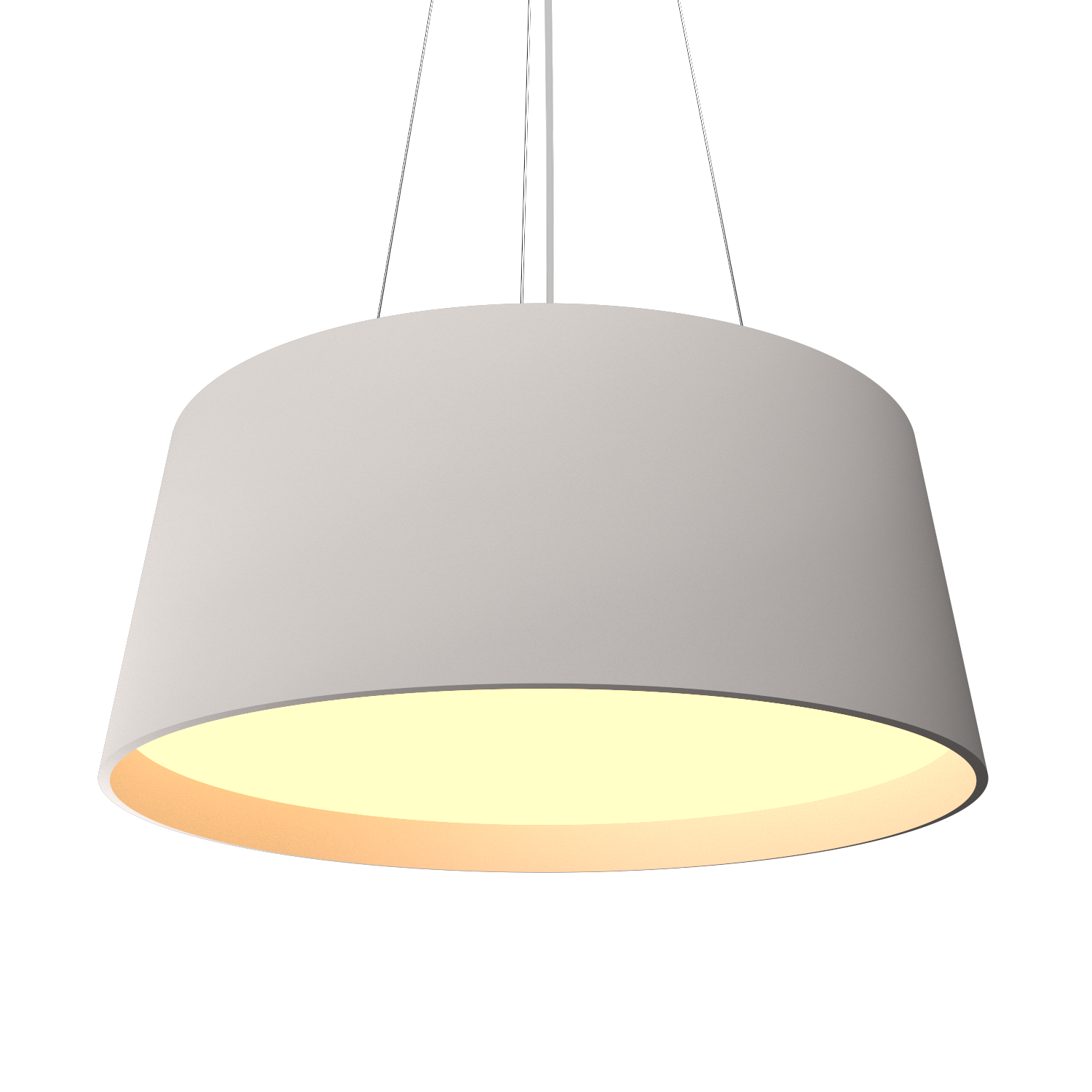 Pendant Lamp Accord Cônico 296 - Cônica Line Accord Lighting | 25. Iredescent White