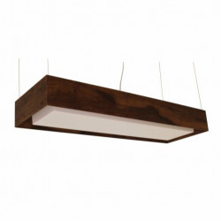Pendant Lamp Retangular Meio Squadro 1293 LED - Meio SquadroLine Accord Lighting