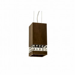 Pendant Lamp Accord Cristais 1101 - Cristais Line Accord Lighting