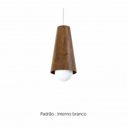 Pendant Lamp Accord Cônico 1250 - Cônica Line Accord Lighting