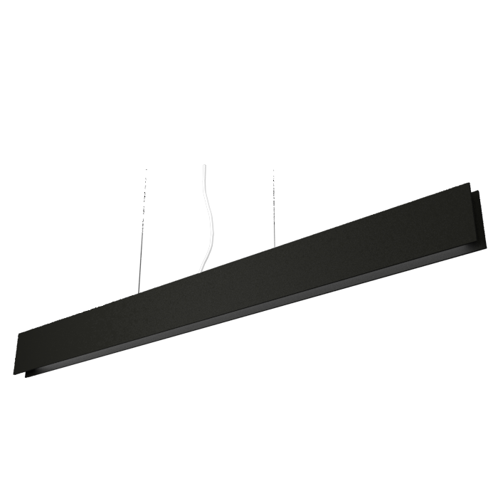 Pendant Lamp Accord Clean 1311 LED - Clean Line Accord Lighting | 02. Matte Black