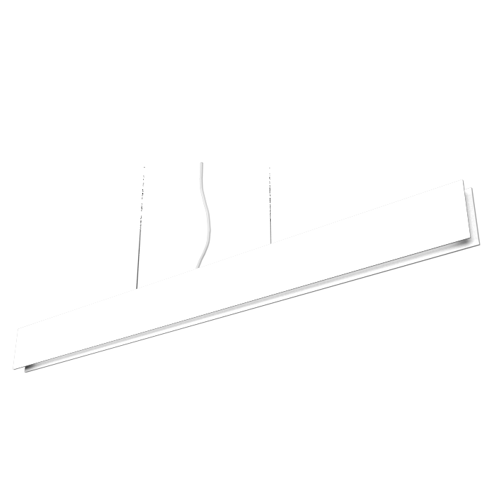 Pendant Lamp Accord Clean 1311 LED - Clean Line Accord Lighting | 07. White