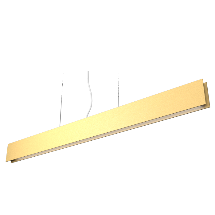 Pendant Lamp Accord Clean 1311 LED - Clean Line Accord Lighting | 27. Gold