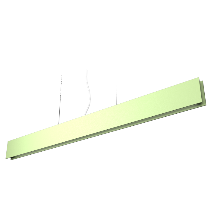 Pendant Lamp Accord Clean 1311 LED - Clean Line Accord Lighting | 30. Olive Green