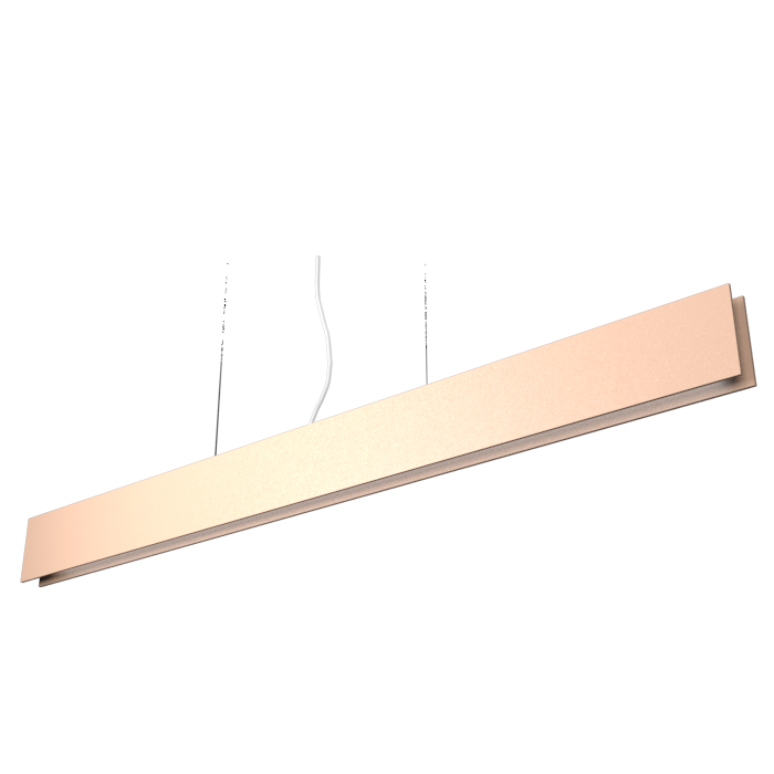 Pendant Lamp Accord Clean 1311 LED - Clean Line Accord Lighting | 33. Bronze