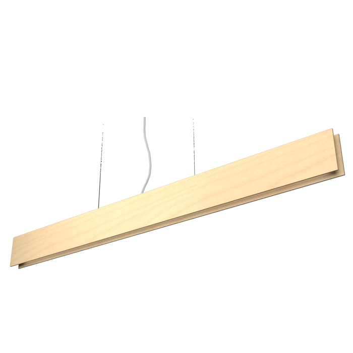 Pendant Lamp Accord Clean 1311 LED - Clean Line Accord Lighting | 34. Maple