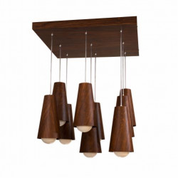 Pendant Lamp Conjunto Cônicos 1235 - Cônica Line Accord Lighting