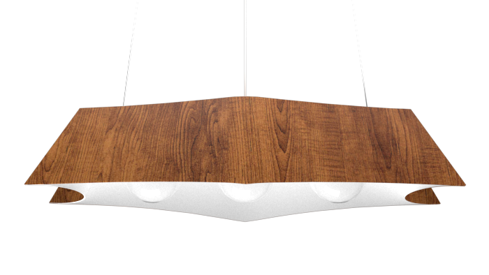 Pendant Lamp Arraia 1305 - OrgânicaLine Accord Lighting | 06. Imbuia
