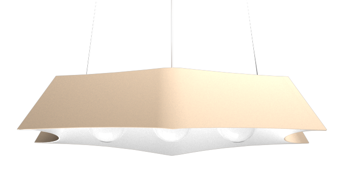 Pendant Lamp Arraia 1305 - OrgânicaLine Accord Lighting | 15. Cappuccino