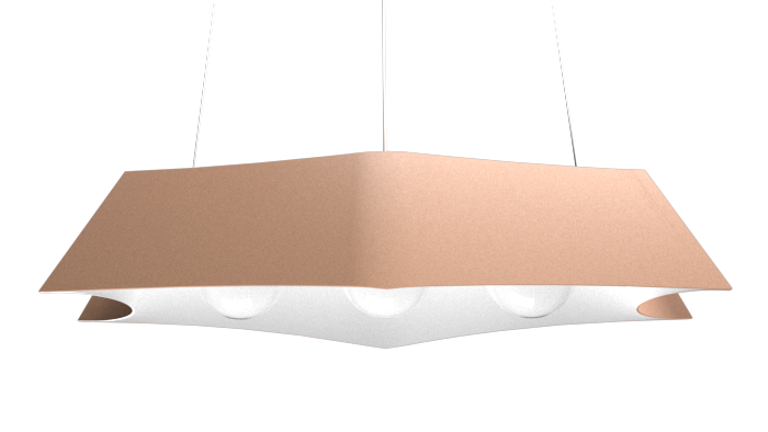 Pendant Lamp Arraia 1305 - OrgânicaLine Accord Lighting | 33. Bronze
