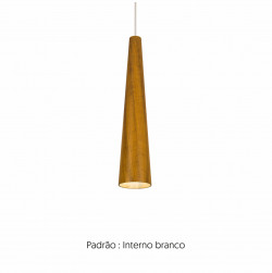 Pendant Lamp Accord Cônico 1276 - Cônica Line Accord Lighting