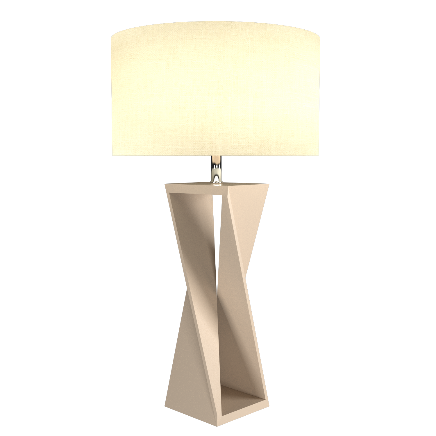 Table Lamp Accord Spin 7044 - Facetada Line Accord Lighting | 15. Cappuccino