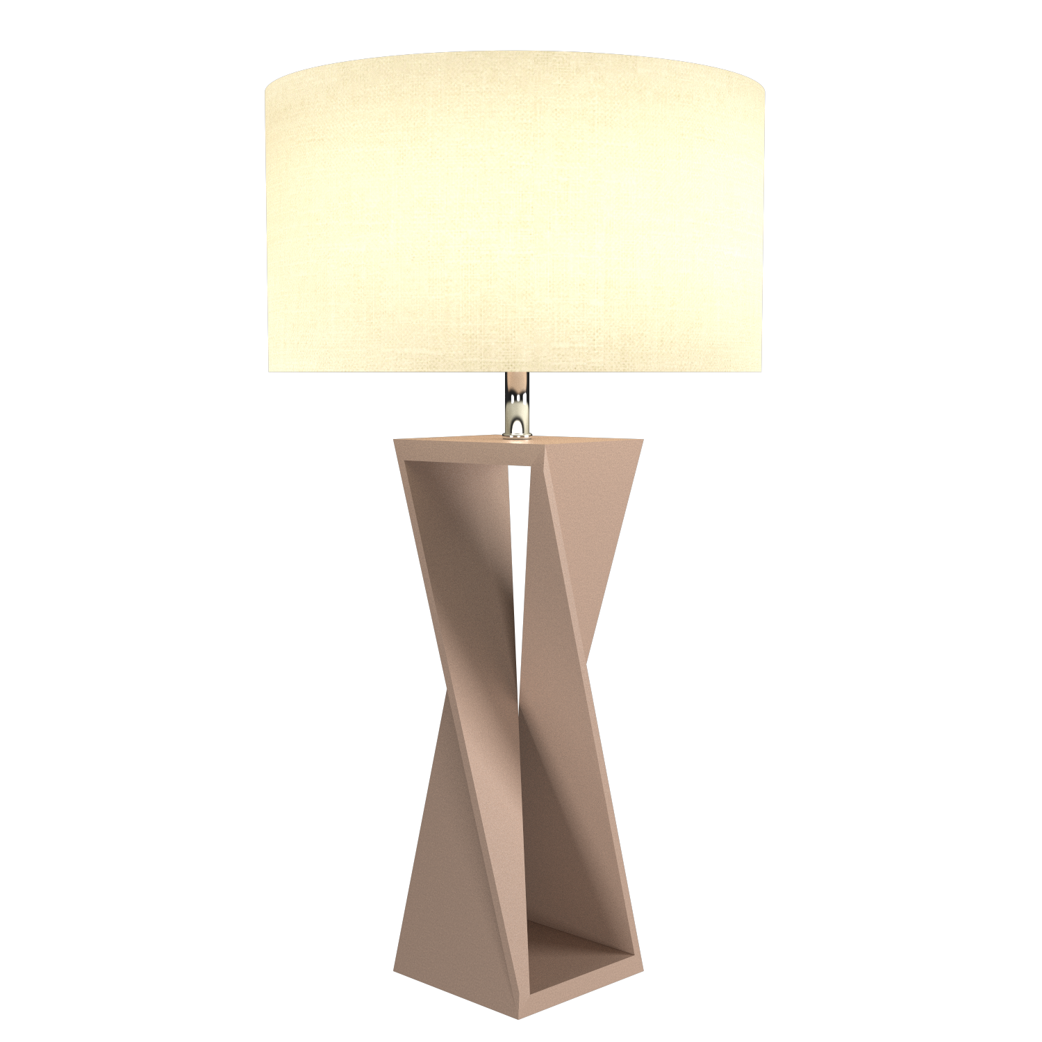 Table Lamp Accord Spin 7044 - Facetada Line Accord Lighting | 33. Bronze