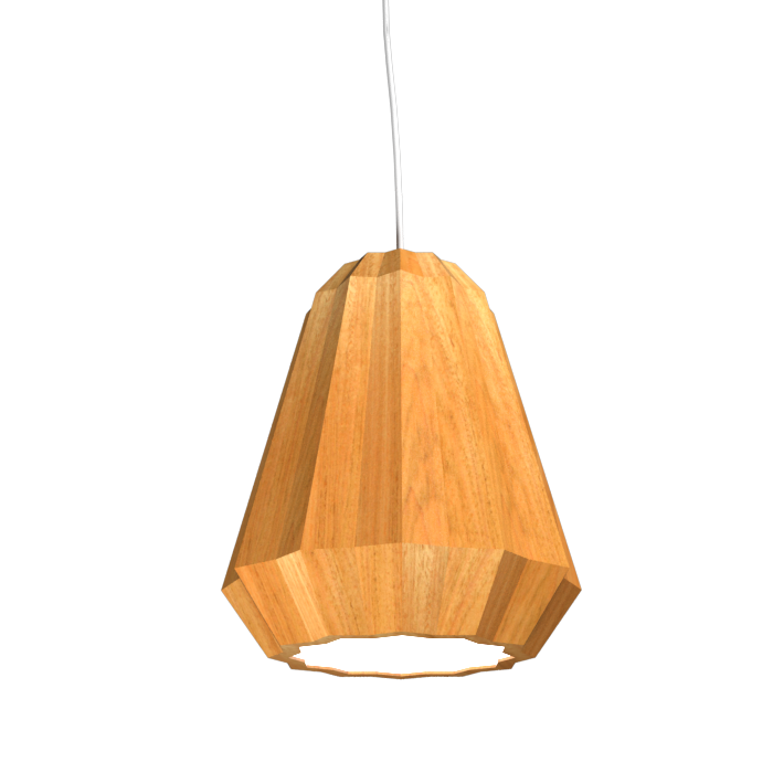 Pendant Lamp Plissé 1340 - PlisséLine Accord Lighting | 09. Louro Freijó