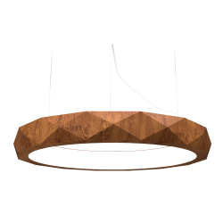 Pendant Lamp Accord Facetado 1357 - Facetada Line Accord Lighting